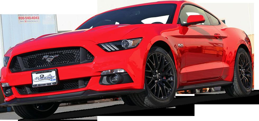 Mustang GT1-2